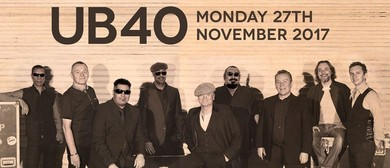 UB40 - The Hits and More Tour 2017