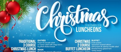 Christmas Day Luncheons