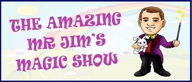 The Amazing Mr Jim's Magic Show