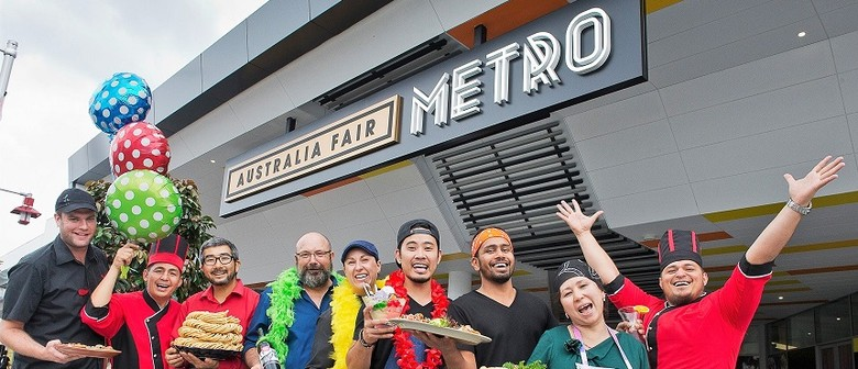 Flavours of Metro Street Party