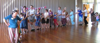 Family Dance to Celebrate ACT Children's Week 2016