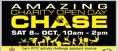 Amazing Chase Charity Open Day