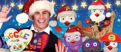 Giggle and Hoot's Magical Christmas
