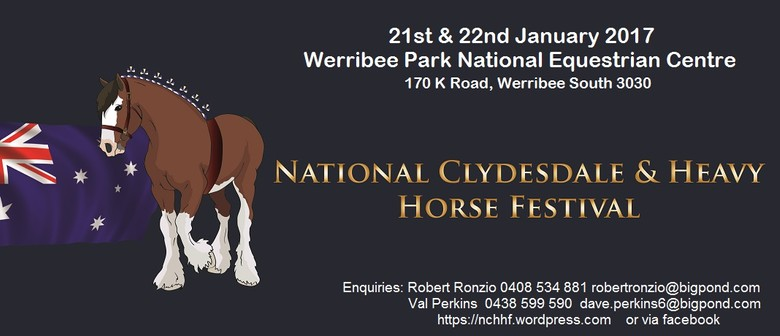 10th National Clydesdale and Heavy Horse Festival