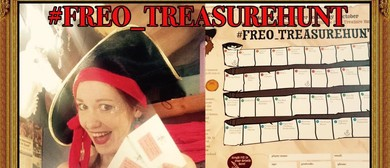 Freo Treasurehunt - Secret Pirate Offers