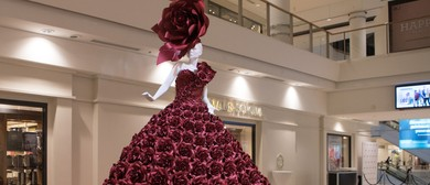 The Red Rose Dress