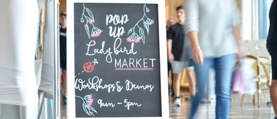 The Ladybird Market - Pop Up Market Event