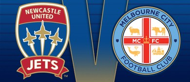 Newcastle Jets V Melbourne City