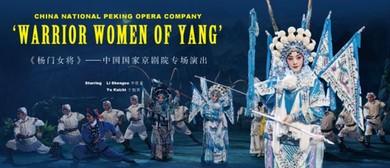 Warrior Women of Yang