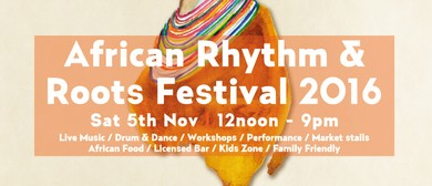 African Rhythm and Roots Festival
