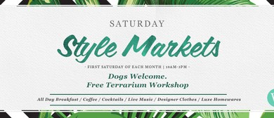 Saturday Style Markets