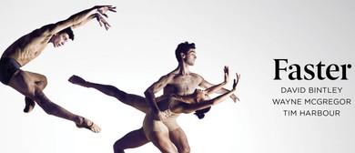 The Australian Ballet - Faster