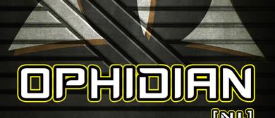 Ophidian Tour 2016