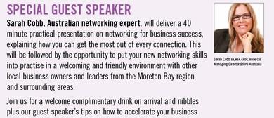 BforB Moreton Bay  Business Networking