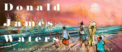 Don Waters 3-Day Painting Workshop