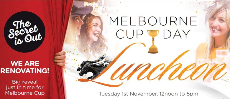 Melbourne Cup Day Luncehon