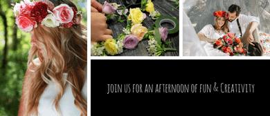 Make Your Own Flower Crown Workshop