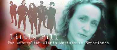 The Alanis Morissette Tribute Experience