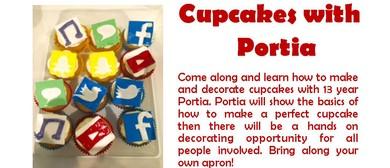 Cupcakes With Portia