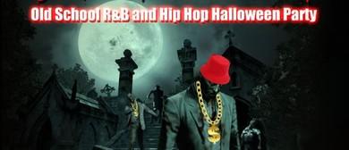 Asylum - Old School R&B and Hip Hop Halloween Event