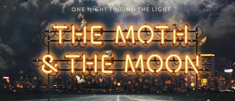The Moth and The Moon