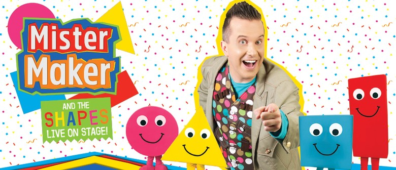 Mister Maker And The Shapes - Live On Stage