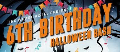 6th Birthday Halloween Bash