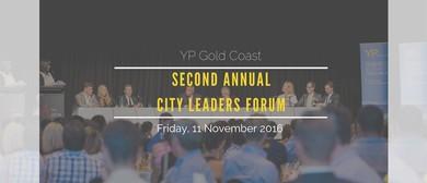 City Leaders Forum
