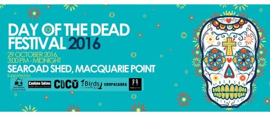 2016 Day of The Dead Festival