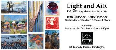 Light and AiR Exhibition
