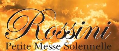 Rossini Petite Messe Solenelle