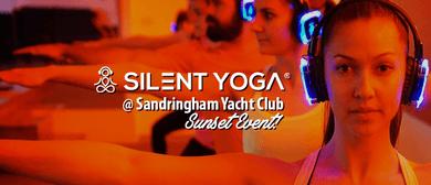 Silent Yoga Sunset Session