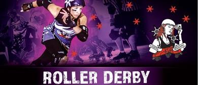 Coastal Assassins Roller Derby Home Game: CANCELLED