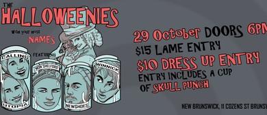 The Halloweenies Show