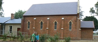 Church Stall