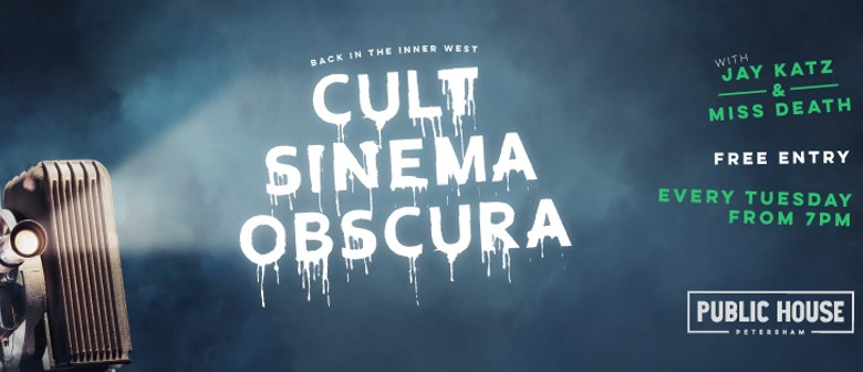 Cult Cinema Obscura