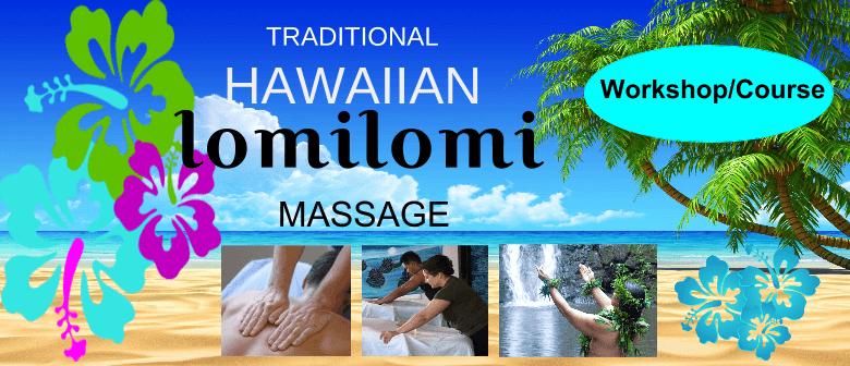 Hawaiian Lomilomi Massage Level One Workshop-Course