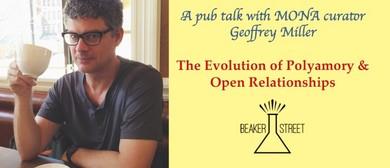 Pub Talk With MONA Curator Geoffrey Miller