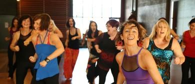 Nia Dance Jam for Joy