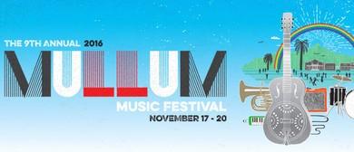 Mullumbimby Music Festival