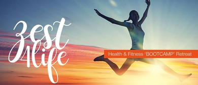 Zest for Life Health and Fitness Retreat
