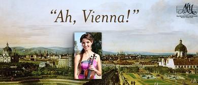 Ah, Vienna