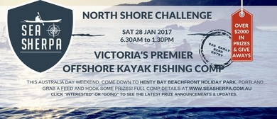 North Shore Challenge - Offshore Kayak Fishing Comp