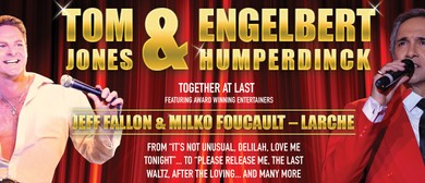 Tom Jones and Engelbert - Together At Last