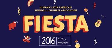 Hispanic-Latin American Fiesta