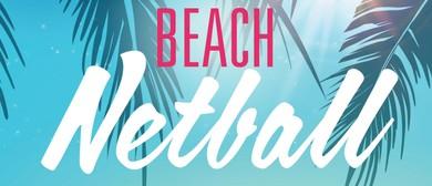 Netball Victoria - Beach Netball