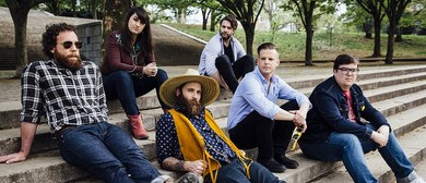 Bluesfest 2017 Sideshows - The Strumbellas