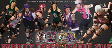 Roller Derby - Rogue Scholars and Smackademics Vs Light City