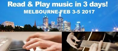 Melbourne Understanding Music Seminar