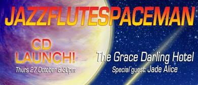 Jazzflutespaceman CD Launch